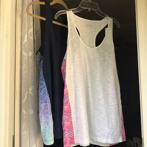 TWO FOR ONE vineyard vines performance sway tanks